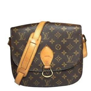 Louis Vuitton Saint Cloud GM Monogram Canvas Tasche Handtasche Crossbody