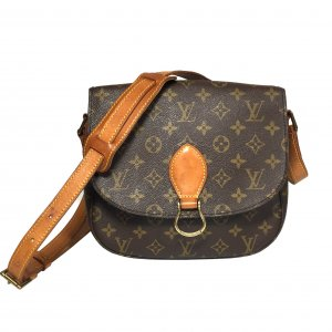 Louis Vuitton Saint Cloud GM Monogram Canvas Tasche Handtasche Crossbody