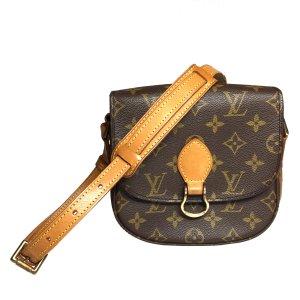 Louis Vuitton Saint Cloud PM Monogram Canvas Tasche Handtasche Crossbody