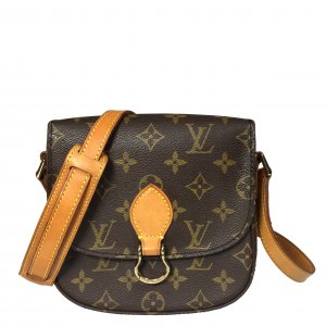 Louis Vuitton Saint Cloud PM Monogram Canvas Tasche Handtasche Crossbody
