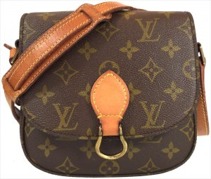LOUIS VUITTON SAINT CLOUD PM UMHÄNGETASCHE AUS MONOGRAM CANVAS