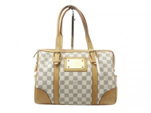 Louis Vuitton Saleya damier azur GM