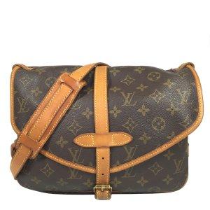 Louis Vuitton Saumur 30 Monogram Canvas Tasche Handtasche Umhängetasche