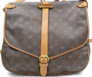 Louis Vuitton Saumur 35