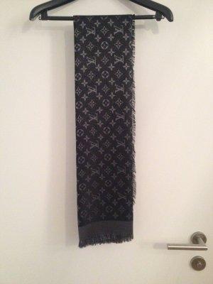 Louis Vuitton Zijden sjaal wit Gemengd weefsel