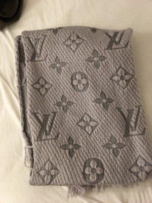 Louis Vuitton Schal grau