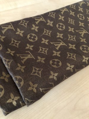 LOUIS VUITTON Schal shine marron inklusive Rechnung