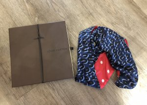 Louis Vuitton Schal Tuch Seide Stephen Sprouse limitiert Leo mit Rechnung OVP