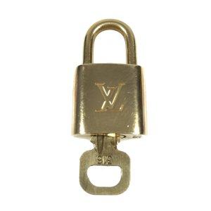 Louis Vuitton Schloss 316 mit einem Schlüssel passend für Speedy, Alma, Keepall