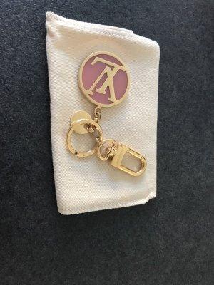 Louis Vuitton Schlüsselanhänger Rosé Gold