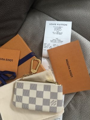 Louis Vuitton Schlüsseletui NEU