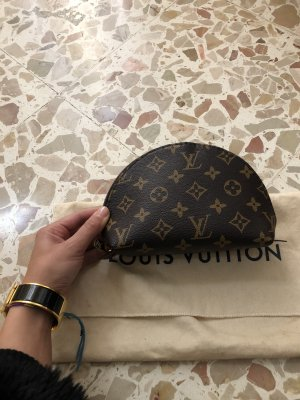 Louis Vuitton Enveloptas lichtbruin-cognac
