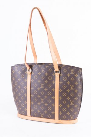 LOUIS VUITTON - Schultertasche Babylone Monogram Canvas