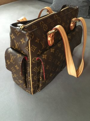 Louis Vuitton Schultertasche Monogram Canvas