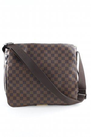 "Louis Vuitton Schoudertas ""Naviglio Damier Ebene Canvas"""