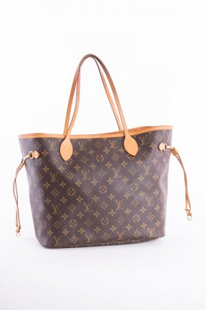 LOUIS VUITTON - Schultertasche Neverfull MM Monogram Canvas