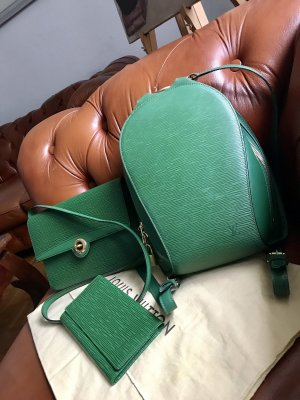 Louis Vuitton Bolso verde