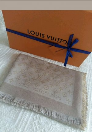 Louis Vuitton Shine Schal Tuch LV Monogram