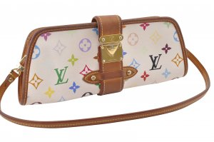 Louis Vuitton Shirley White