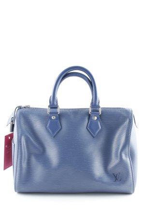 Louis Vuitton Shopper dunkelblau-stahlblau schlichter Stil