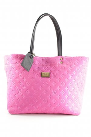 "Louis Vuitton Shopper ""Louis Vuitton Monogram Scuba MM Fuchsia"""