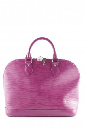Louis Vuitton Shopper violett Elegant