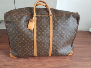 Louis Vuitton Suitcase multicolored leather