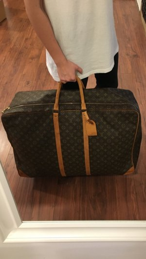 Louis Vuitton Valise multicolore cuir