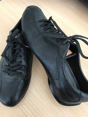Louis Vuitton Sneaker Größe 40 Datacode GO 1008, Leder