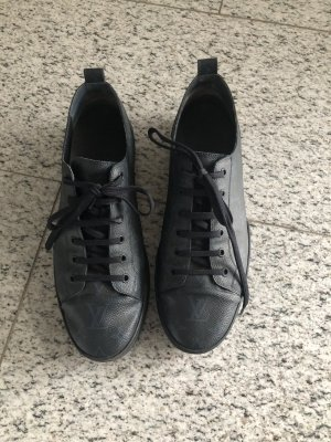 Louis Vuitton Sneaker in schwarz/dunkelblau