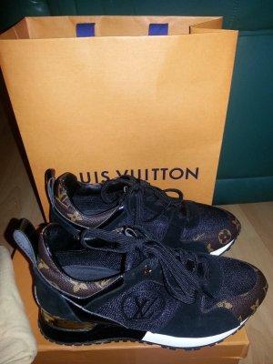 Louis Vuitton Zapatillas negro-marrón