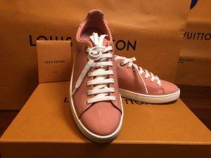 Louis Vuitton Sneakers met veters roze