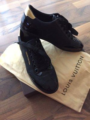 Louis Vuitton Snickers, Lack/Stoff, Neu Gr. 39 Neupreis 500€