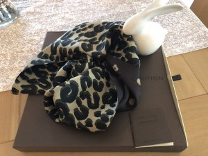 Louis Vuitton Snood Loop Schal Tuch Leopard