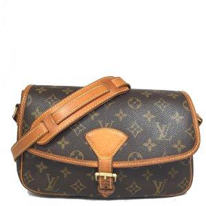 Louis Vuitton Sologne Monogram Canvas Tasche Handtasche Crossbody