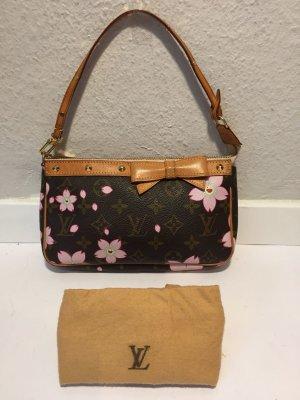 "Louis Vuitton Special Edition Pochette ""Cherry Blossom"" Takashi Murakami"
