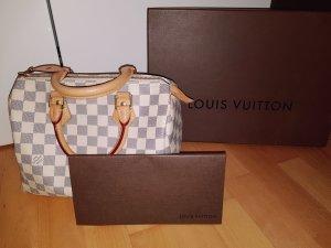 Louis Vuitton Speedy 25 Damier Azur WIE NEU!!!