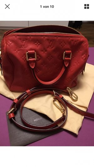 Louis Vuitton Speedy 25/empreinte/