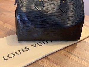 Louis Vuitton Bowlingtas zwart