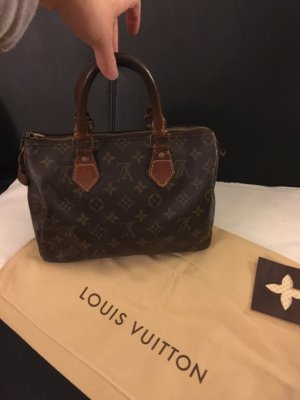 Louis Vuitton Speedy 25 mit Schloss