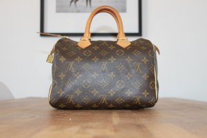 Louis Vuitton Sac Baril brun-marron clair cuir