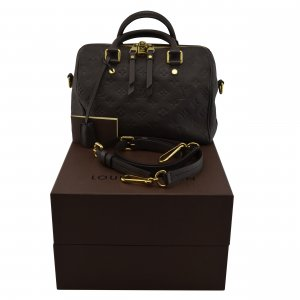 Louis Vuitton Speedy 25 Mon. Empreinte Leather @mylovelyboutique.com