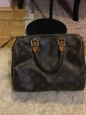 Louis Vuitton Carry Bag brown