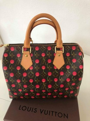 Louis Vuitton Borsetta multicolore Lino