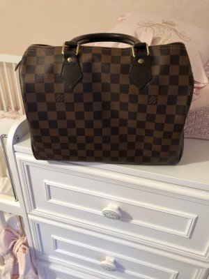 Louis Vuitton Sac Baril marron clair