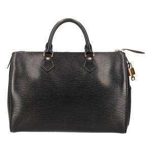 Louis Vuitton Speedy 30 aus Epi Leder in Kouril Schwarz Tasche, Handtasche, Henkeltasche