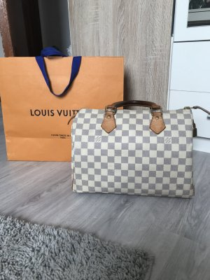 Louis Vuitton Sac à main bronze-crème