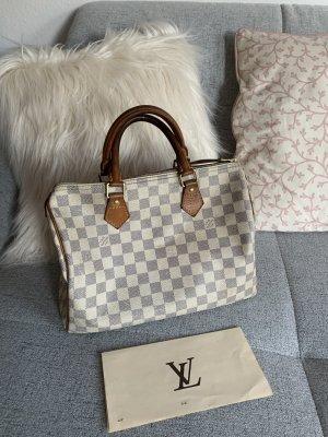 Louis Vuitton Speedy 30 Damier Azur Creme grau Rechnung