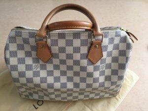 Louis Vuitton Speedy 30 Damier Azur gebraucht/sehr guter Zustand