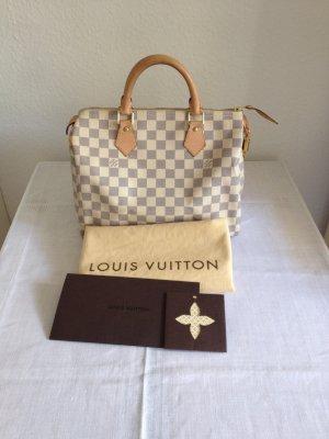 Louis Vuitton Speedy 30 Damier Azur original